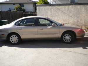 This 1998 Ford Taurus was recently donated to PHP by the City of Buellton.
